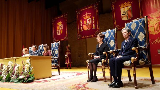 Entrega de las Medallas de Oro de la Ciudad de Salamanca 2019