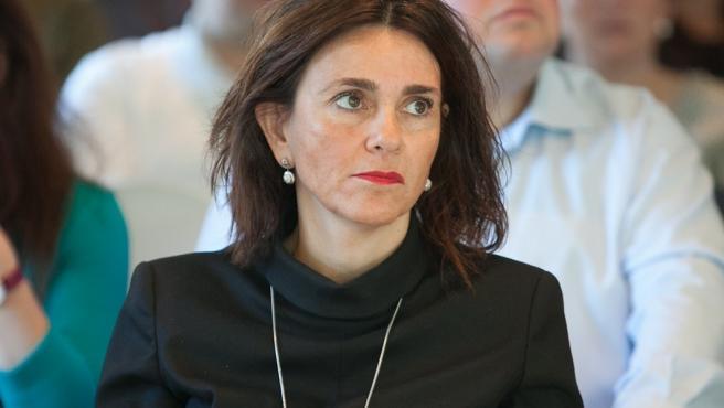 Paula Fernández, consejera de Presidencia y Justicia