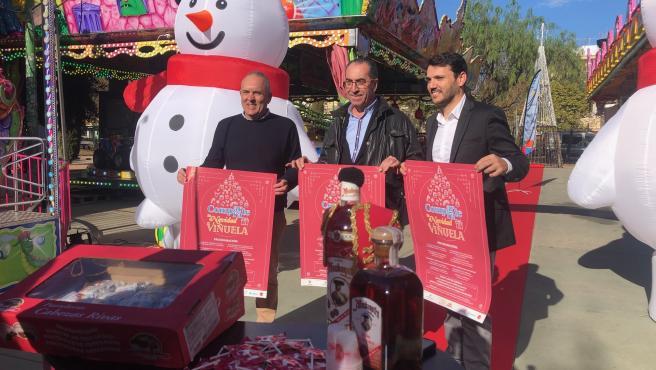 Presentación de la campaña de Navidad de La Viñuela