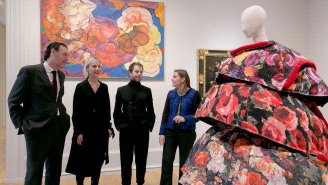 Presentación de nueva 'Obra Invitada' del Museo de Bellas Artes de Bilbao
