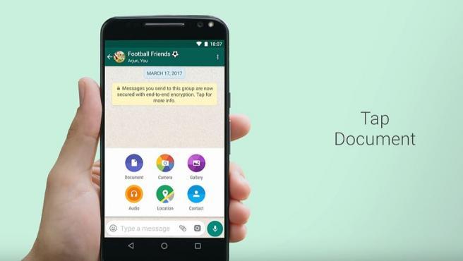 Trucos de WhatsApp: cómo enviar fotos sin que pierdan calidad