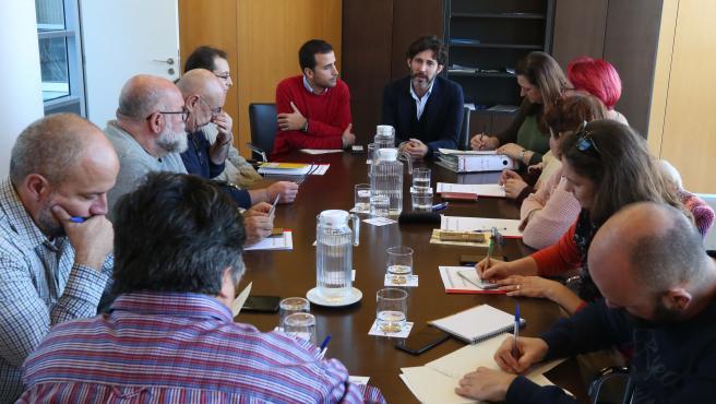 La Diputación celebra la primera reunión de la Mesa de Diversidad Sexual e Identidad de Género