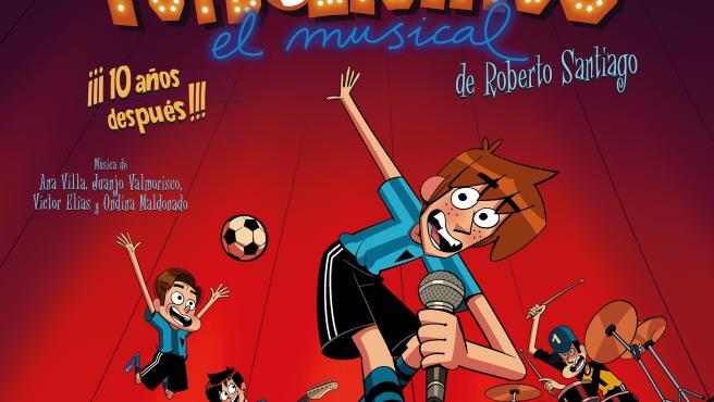 Musical Los Futbolisimos