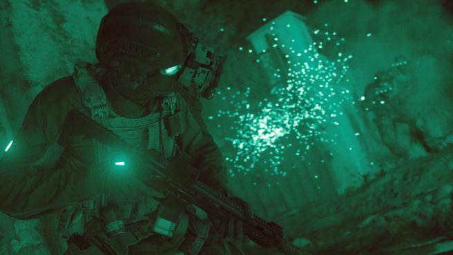Imagen del 'Call of Duty. Modern Warfare'
