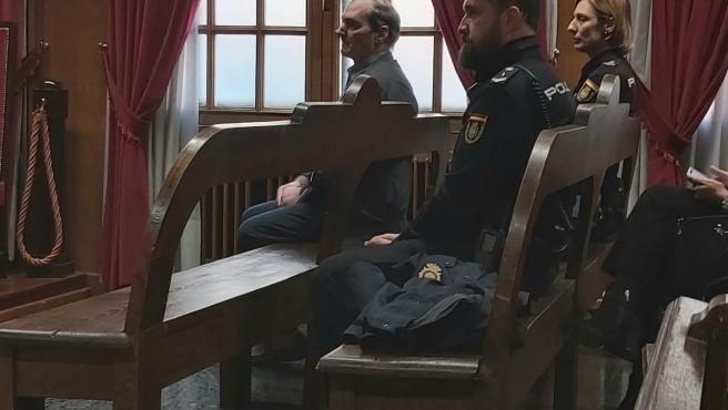 """El acusado de intentar matar a su ex mujer en Verín le desea que """"sea feliz hasta la muerte"""""""