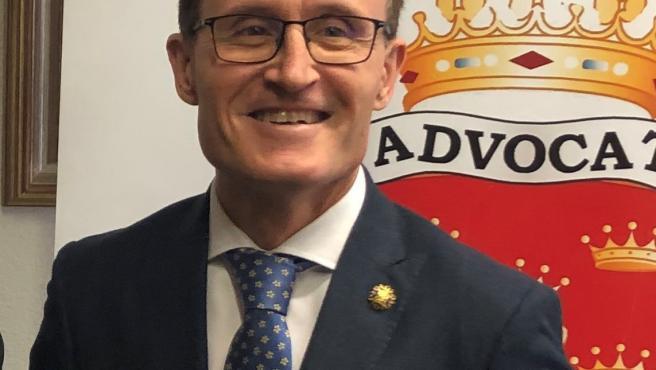 El fiscal superior de la Comunidad, José Luis Díaz Manzanera