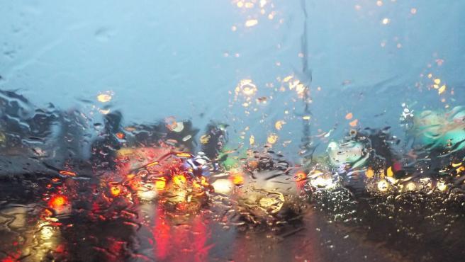 Lluvia en la Ribera