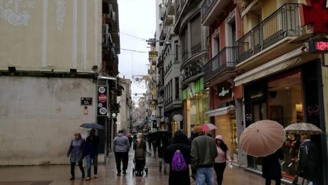 Plaza de la Paeria de Lleida