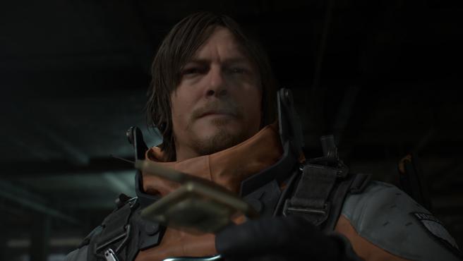 Norman Reedus protagoniza 'Death Stranding', de Hideo Kojima