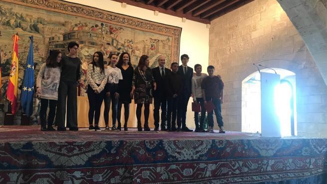 Acto de celebración del Día de la Constitución en Baleares
