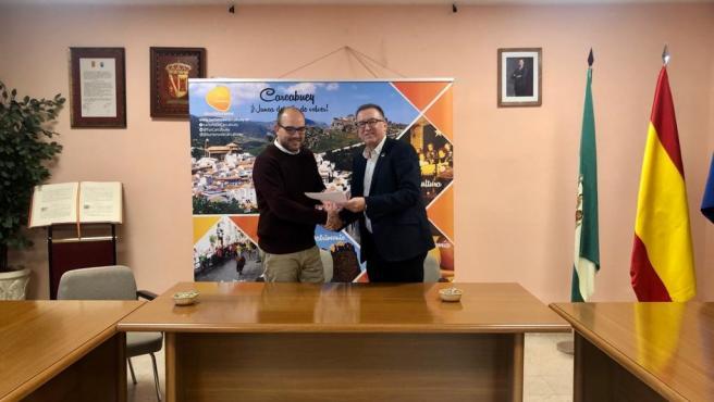 Diputación concluye la reforma integral del entorno de la Parroquia de la Asunción