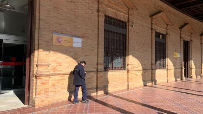 Gerencia Territorial de Justicia de Andalucía en Sevilla