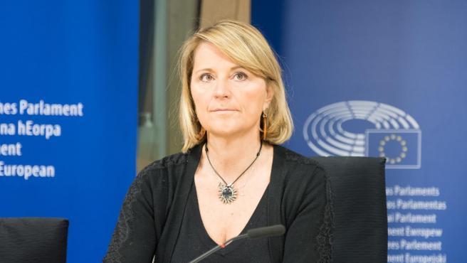 La eurodiputada balear del PP, Rosa Estaràs