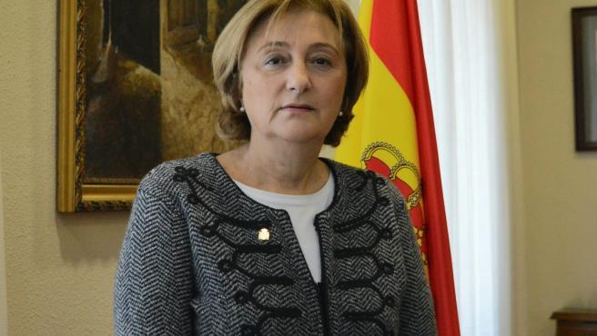 La delegada del Gobierno en Asturias, Delia Losa