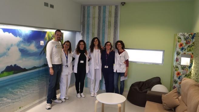 La 'Sala Confort' Del Hospital Santa Lucía, Para Reducir El Estrés De Los Pacientes Psiquiátricos Ingresados En La Unidad De Agudos
