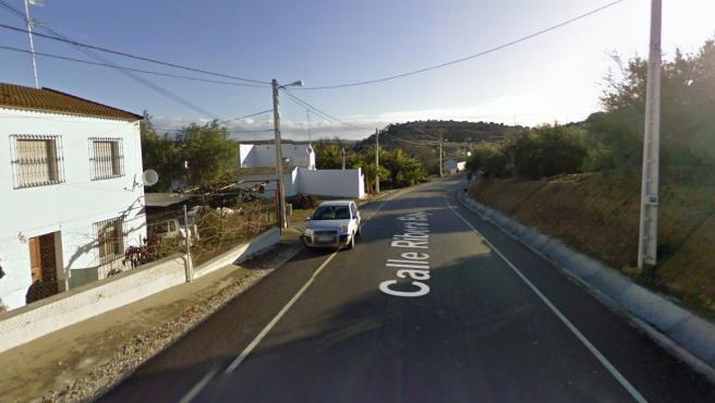 Vista de la aldea de la Ribera Baja, en Puente Genil, Córdoba.
