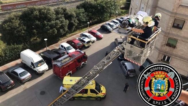 Bomberos de Santander