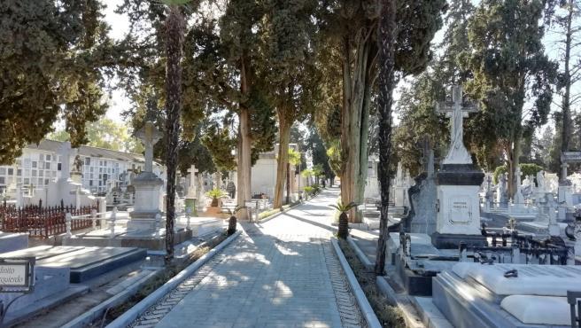 El Cementerio de la Salud de Córdoba.