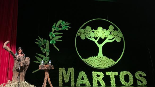 Martos celebra la jornada central de su XXXIX Fiesta de la Aceituna.