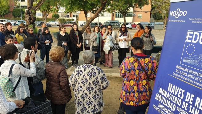 Nota De Prensa Y Foto Encuentro Polígono Norte