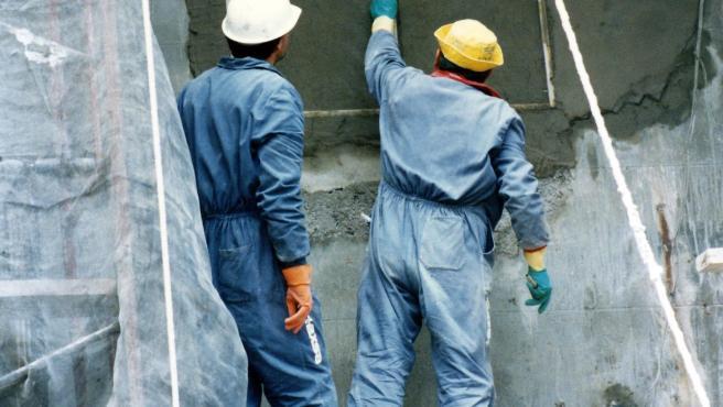 Arreglo de fachadas plaza alcolea