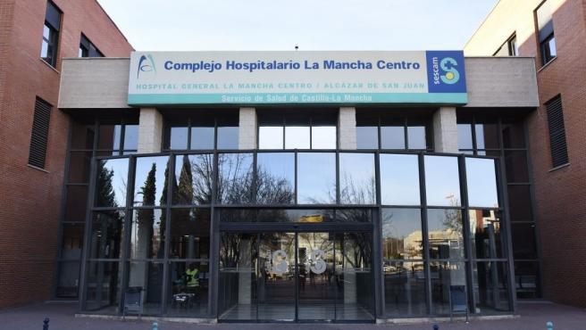 Fachada Hospital Mancha Centro.