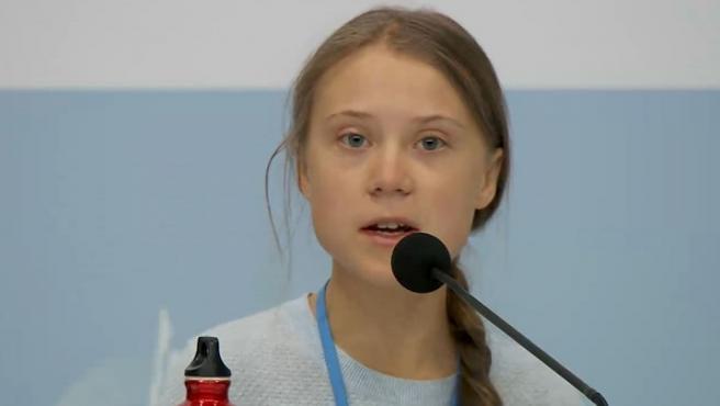 Greta Thunberg calla para dar voz a los jóvenes del mundo