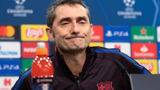 Valverde warns of the danger of Levante match