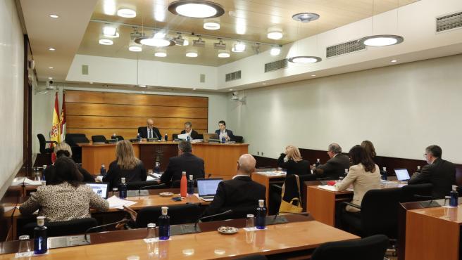 Comisión de Economía y Presupuestos de las Cortes de C-LM