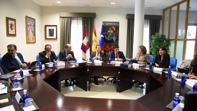 Consejo de Gobierno en Campo de Criptana
