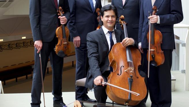 El Quinteto de la Filarmónica de Berlín