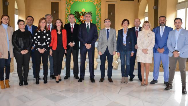 Presentación del Presupuesto de la Diputación de Toledo 2020