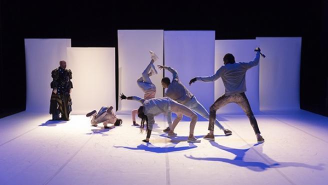 Scandale, del coreògraf francés Pierre Rigal