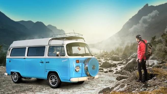 Es posible convertir tu furgoneta en una camper para disfrutar de diferentes escapadas