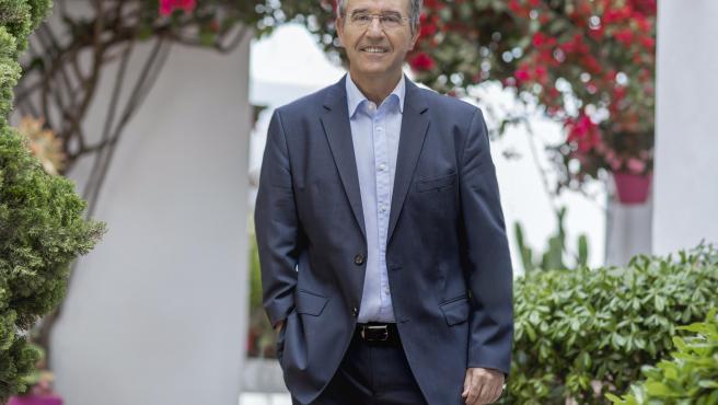 José María García Urbano alcalde de Estepona (Málaga)