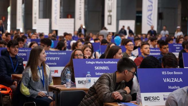 Más de 1.300 jóvenes gallegos compiten por ser los mejores emprendedores de toda España