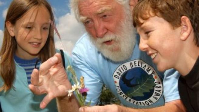 Muere el naturalista y presentador de televisión David Bellamy a los 86 años.