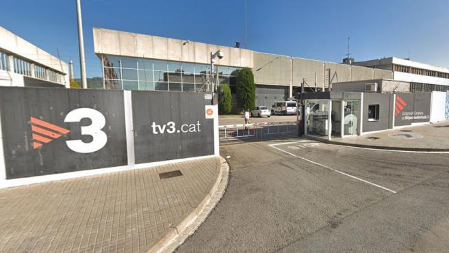 Sede de TV3, en una imagen de archivo.