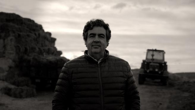 Carlos Moreno, socio de La Espelta y La Sal, un molino ecológico en la provincia de Guadalajara