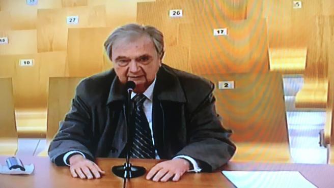 El expresidente del consejo de administración de Patrocini José Antonio Noguera