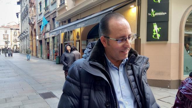 El segundo teniente de alcalde del Ayuntamiento de Oviedo, Mario Arias.
