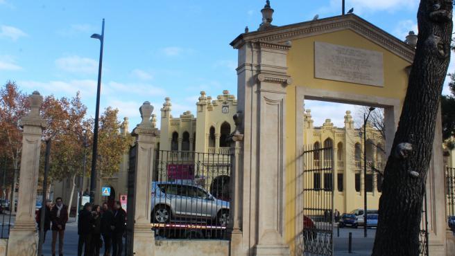 Puerta de Hierros