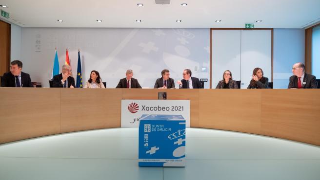Reunión del Consello da Xunta del 12 de diciembre.
