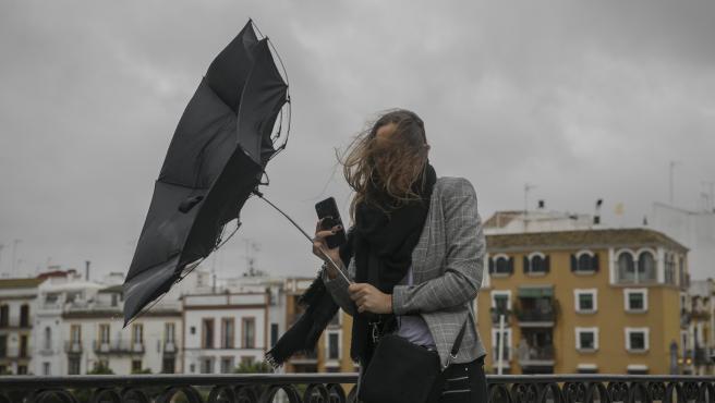 Los fuertes vientos serán protagonistas durante todo el fin de semana en el norte peninsular, aunque a lo largo de este viernes también habrá presencia riesgo de viento en otras zonas españolas, según la Aemet, que ha informado de riesgos importantes en el País Vasco, Castellón, Valencia, Navarra o Madrid.