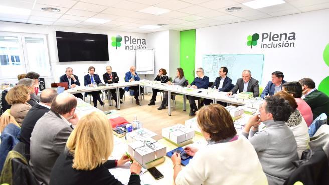 La Junta Directiva de Plena Inclusión España