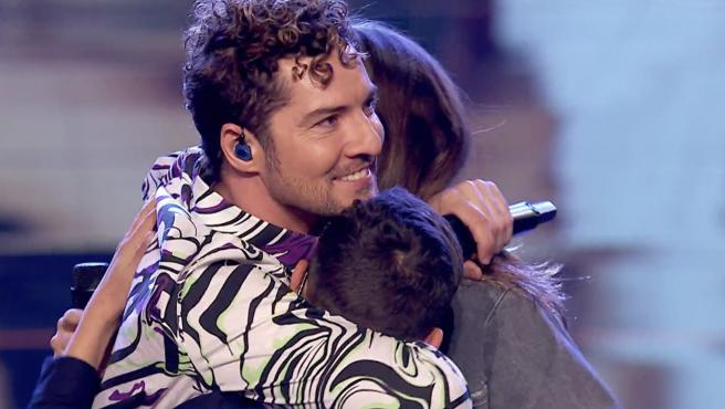 La última semifinal de 'La Voz Kids' se vivió con mucha emoción.