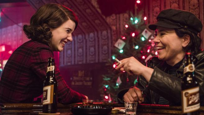 'The Marvelous Mrs. Maisel' es renovada por una cuarta temporada