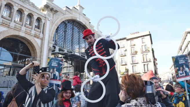 El Ayuntamiento de Zaragoza organiza un amplio programa de actividades para dinamizar el comercio en los mercados.