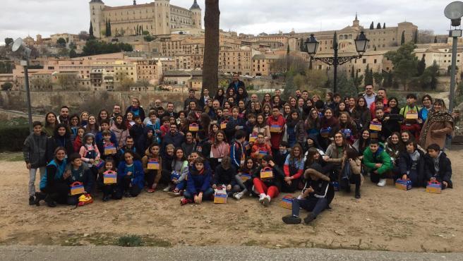 I Encuentro de Consejos de Participación Infantil y Adolescente de Castilla-La Mancha