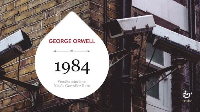 Imaxe de la portada de '1984'.